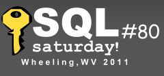 SQL Saturday comes back to Wheeling, WV