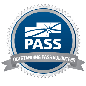 I am a Outstanding PASS Volunteer!
