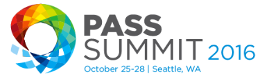 Three reasons why I am attending PASS Member Summit in 2016