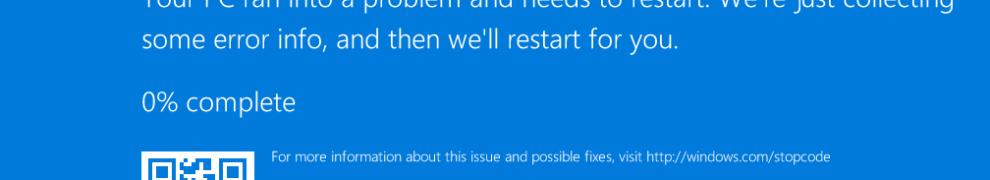 SQL Server Blue Screen on Demand
